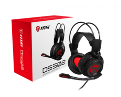 Casque  DS502 gaming headset  7.1
