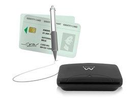 Lecteur carte identité électronique  (eid)